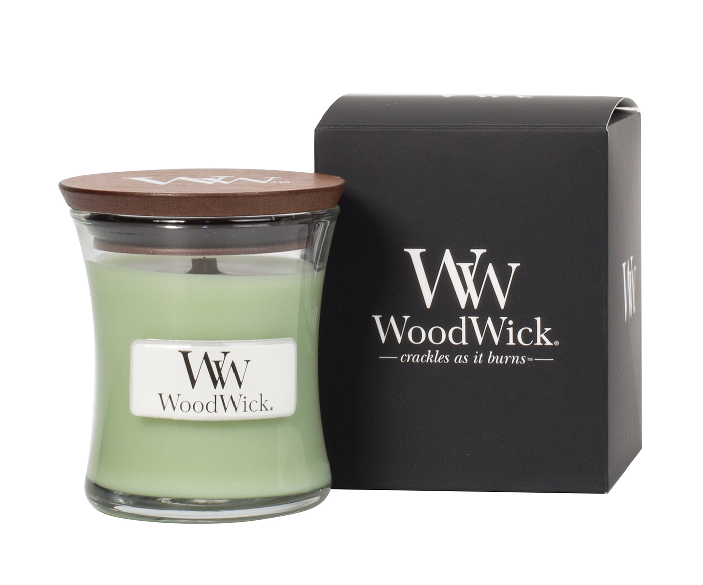 closeout gift box for mini woodwick candle. Black Bedroom Furniture Sets. Home Design Ideas