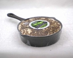 CLOSEOUT - Gingerbread Round Skillet Swan Creek Candle   Swan Creek Candles Closeouts