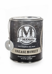 Grease Monkey 15 oz. Paint Can MANdle by Eco Candle Co. | MANdle 15 oz. Paint Can Candles by Eco Candle Co.