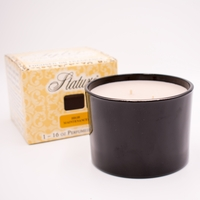 High Maintenance 16 oz. Stature Glossy Black Tyler Candle Company