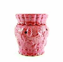 CLOSEOUT - Holly Berry Red Radiant Fragrance Warmer