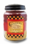 CLOSEOUT - Home for the Holidays 26 oz. Large Jar Candleberry Candle | Candleberry Candle Closeouts