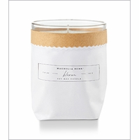 Kraft-Textured Bagged Candles  - Magnolia Home by Joanna Gaines