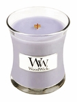 Lavender Spa WoodWick Candle 3.4 oz. | WoodWick Mini Candles