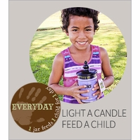 Light a Candle - Feed a Child