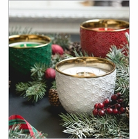 Holiday Candles - Limited Edition by Colonial Candle