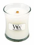 Linen WoodWick Candle 3.4 oz. | WoodWick Mini Candles