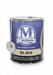 Mr. Mom 15 oz. Paint Can MANdle by Eco Candle Co. | MANdle 15 oz. Paint Can Candles by Eco Candle Co.