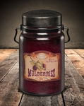 Mulberry 26 oz. McCall's Classic Jar Candle | 26 oz. McCall's Classic Jar Candles