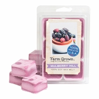 CLOSEOUT - Mulberry Hill Farm Grown Wax Melt