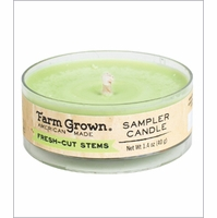 NEW! - 1.4 oz. Sampler Candle Farm Grown Candles