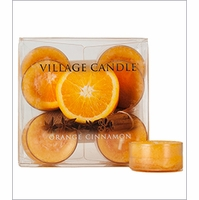 _DISCONTINUED_10 pk Tealights by Village Candles