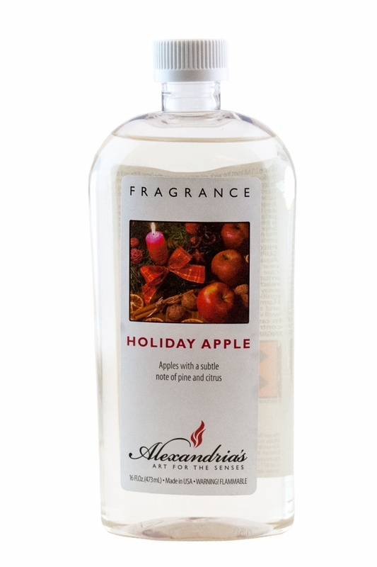 Holiday Apple Alexandriau0027s Fragrance Lamp Oil