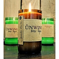 NEW! - 8 oz. Brew League Unwined Candles