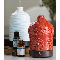 Airome Ultrasonic Essential Oil Diffusers and Essential Oils