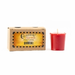 CLOSEOUT - Amber Leaves 2-Pack Votive by Candleberry | Candleberry Candle Closeouts