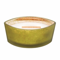 CLOSEOUT - Apple Basket Ombre Ellipse WoodWick Candle