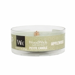 Applewood Petite WoodWick Candle | WoodWick Fragrance Of The Month