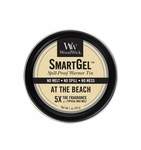 At The Beach Smart Gel Spill-Proof Warmer Tin by WoodWick Candle | WoodWick Smart Warmer