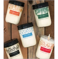 NEW! - Autumn & Christmas Traditions Jar Candles