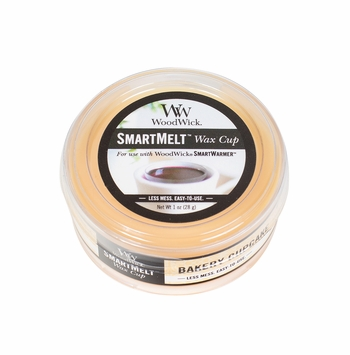 Bakery Cupcake Smart Melt Wax Cup by WoodWick Candle