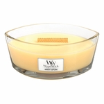 Bakery Cupcake WoodWick Candle 16 oz. HearthWick Flame | HearthWick Ellipse Glass Candles