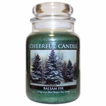 NEW! - Balsam Fir 24 oz. Cheerful Candle by A Cheerful Giver | New Releases by A Cheerful Giver