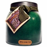 Balsam Fir 34 oz. Papa Jar Keeper's of the Light Candle by A Cheerful Giver | Keeper's of the Light 34 oz. Papa Jar Candles by A Cheerful Giver