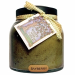 Bayberry 34 oz. Papa Jar Keeper's of the Light Candle by A Cheerful Giver | Keeper's of the Light 34 oz. Papa Jar Candles by A Cheerful Giver