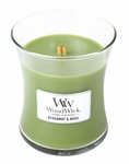 Bergamot & Basil WoodWick Candle 10 oz. | Jar Candles - Woodwick Fall & Winter 2015