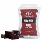 Black Cherry WoodWick 3 oz. Hourglass Wax Melt | WoodWick Fragrance Of The Month