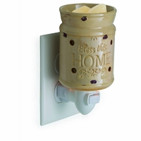Bless This Home Plug In Fragrance Warmer