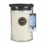 NEW! - Blue Door Large Jar Candle - Bridgewater | Large Bridgewater Jar Candle