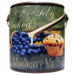 Blueberry Muffins 20 oz. Farm Fresh Collection Candle by A Cheerful Giver | Farm Fresh Collection by A Cheerful Giver