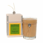 Bright Leaf Tobacco Aromatic Jar Votivo Candle | Aromatic Collection Jars Votivo Candle