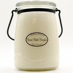 Brown Butter Pumpkin 22 oz. Butter Jar by Milkhouse Candle Creamery | 22 oz. Butter Jar Candles by Milkhouse Candle Creamery
