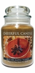 Butter Maple Toddy 24 oz. Cheerful Candle by A Cheerful Giver | Cheerful Candle 24 oz. Jars by A Cheerful Giver