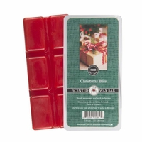 CLOSEOUT - Christmas Bliss Scented Wax Bars - Bridgewater