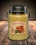 CLOSEOUT - Christmas Morning 26 oz. McCall's Classic Jar Candle | McCall's Candles Closeouts