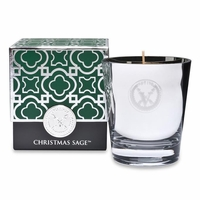 NEW! - Christmas Sage Holiday Candle Votivo Candle