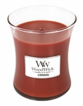 Cinnabark WoodWick Candle 10 oz. | WoodWick Candles 10 oz. Medium Jars