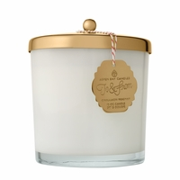 NEW! - Cinnamon Beignet 13 oz. Holiday Jar Candle by Aspen Bay Candles