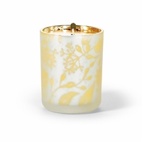 CLOSEOUT - Cinnamon Clove 16 oz. Holiday Shimmer Glass Candle by Root