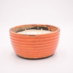 NEW! - Cinnamon Hazelnut Ribbed Bowl Candle Swan Creek Candle | Swan Creek Candles Closeouts
