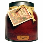 Cinnamon Twist 34 oz. Papa Jar Keeper's of the Light Candle by A Cheerful Giver | Keeper's of the Light 34 oz. Papa Jar Candles by A Cheerful Giver