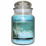 Cloud 9 24 oz. Cheerful Candle by A Cheerful Giver | Cheerful Candle 24 oz. Jars by A Cheerful Giver