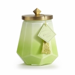 Cloverleaf Nectar Laurel Glass Illume Candle | Illume Candle Closeouts