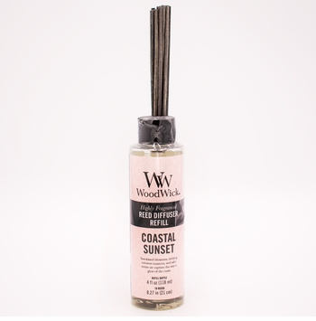 Coastal Sunset WoodWick 4 oz. Reed Diffuser REFILL