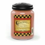 Country Christmas 26 oz. Large Jar Candleberry Candle | Large Jar Candles by Candleberry