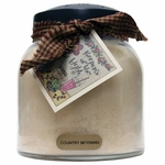 Country Morning 34 oz. Papa Jar Keeper's of the Light Candle by A Cheerful Giver | Keeper's of the Light 34 oz. Papa Jar Candles by A Cheerful Giver